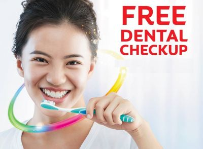 Free Dental Check Up at Noida